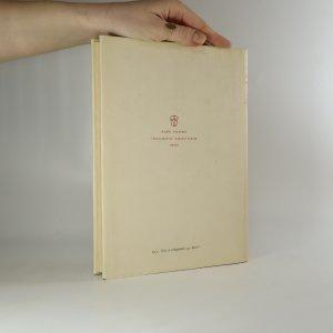antikvární kniha Paměti urozeného pána Barry-Lyndona, 1955