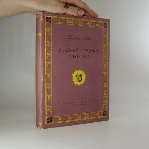 náhled knihy - Pražské povídky a romány