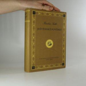 náhled knihy - Ještědské povídky