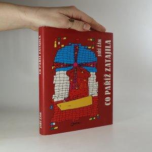 náhled knihy - Co Paříž zatajila