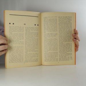 antikvární kniha Muž se psem, 1968