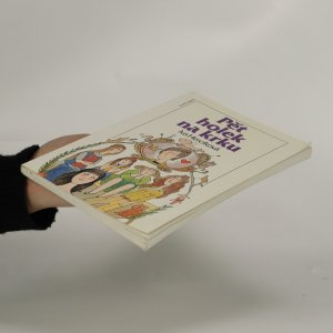 antikvární kniha Pět holek na krku, 1993