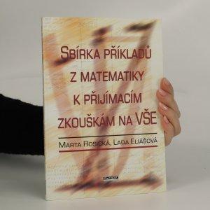 náhled knihy - Sbírka příkladů z matematiky k přijímacím zkouškám na VŠE