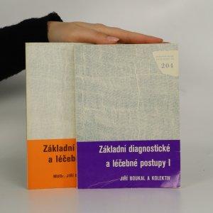 náhled knihy - Základní diagnostické a léčebné postupy I-II (2 svazky)