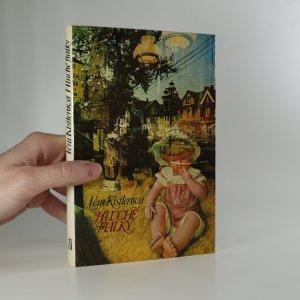 náhled knihy - Hluché fialky