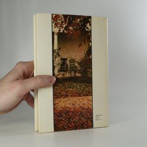 antikvární kniha Hluché fialky, 1982