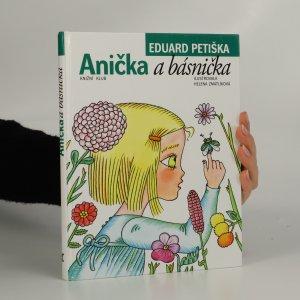náhled knihy - Anička a básnička