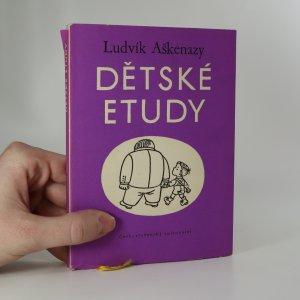 náhled knihy - Dětské etudy