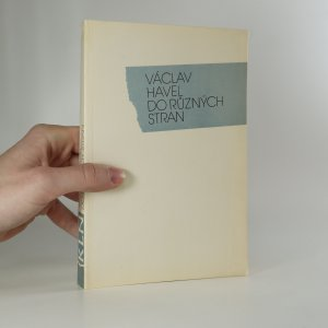 náhled knihy - Do různých stran. Eseje a články z let 1983-1989