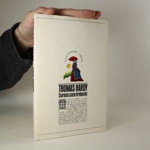 náhled knihy - Starosta casterbridgeský. Příběh člověka pevné vůle