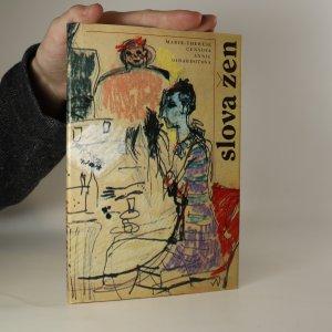 náhled knihy - Slova žen