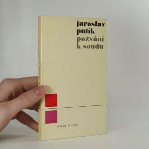náhled knihy - Pozvání k soudu