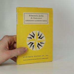 náhled knihy - Germinie Lacerteuxová