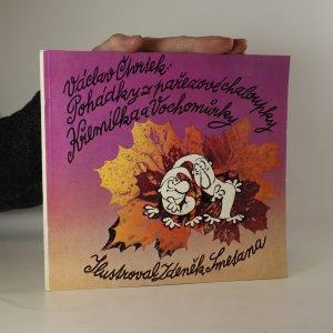 náhled knihy - Pohádky z pařezové chaloupky Křemílka a Vochomůrky