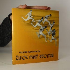 náhled knihy - Život plný sportu