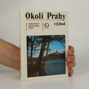 náhled knihy - Okolí Prahy. Východ (kniha + mapa)