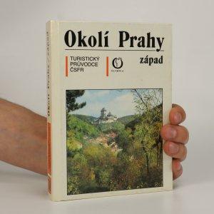 náhled knihy - Okolí Prahy. Západ (kniha + mapa)