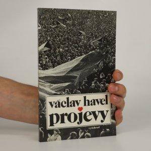 náhled knihy - Václav Havel. Projevy leden - červen 1990