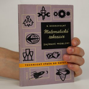 náhled knihy - Matematické rekreace