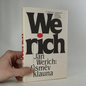 náhled knihy - Jan Werich. Úsměv klauna