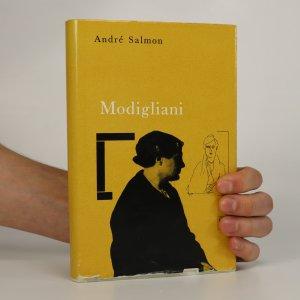 náhled knihy - Modigliani