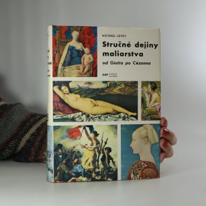 náhled knihy - Stručné dejiny maliarstva od Giotta po Cézanna