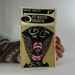 náhled knihy - Pět malých prasátek