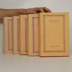náhled knihy - 5 x Charles Dickens (viz foto)