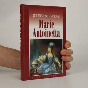 náhled knihy - Marie Antoinetta