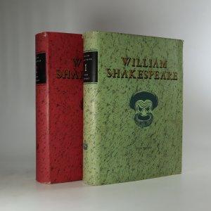 náhled knihy - William Shakespeare výbor z dramat I. a II. (ve dvou svazcích)