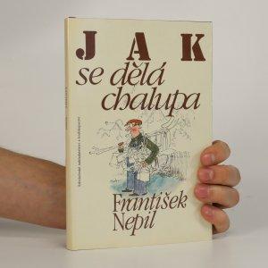 náhled knihy - Jak se dělá chalupa