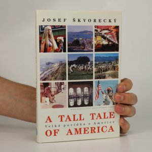 náhled knihy - A Tall Tale of America