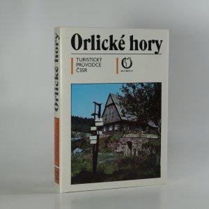 náhled knihy - Orlické hory
