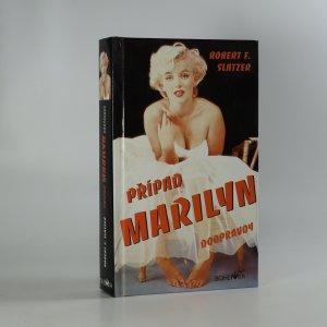 náhled knihy - Případ Marilyn doopravdy