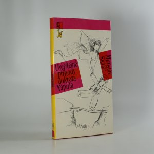 náhled knihy - Uvěřitelné příhody doktora Papula