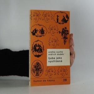 náhled knihy - Ljuba jako vystřižená