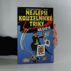 náhled knihy - Nejlepší kouzelnické triky