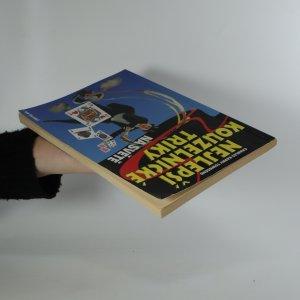 antikvární kniha Nejlepší kouzelnické triky, 2001