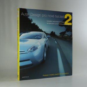 náhled knihy - Auta. Design pro nové tisíciletí II