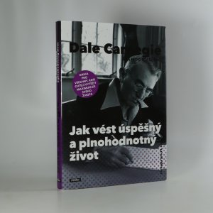 náhled knihy - Jak vést úspěšný a plnohodnotný život