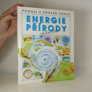 náhled knihy - Energie přírody