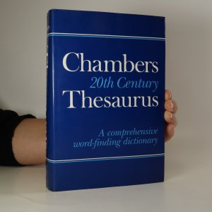 náhled knihy - Chambers 20th Century Thesaurus