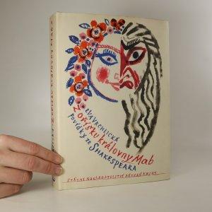 náhled knihy - Z oříšku královny Mab. Povídky ze Shakespeara