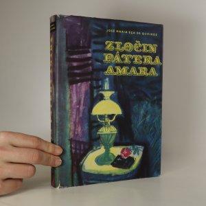 náhled knihy - Zločin pátera Amara