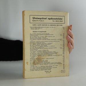 antikvární kniha Pokrokové výrobní způsoby ve strojírenství, 1952