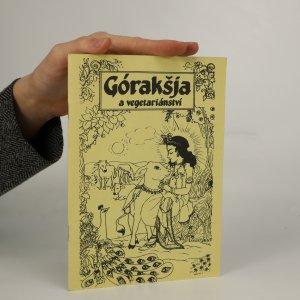 náhled knihy - Górakšja a vegetariánství