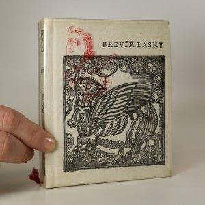 náhled knihy - Brevíř lásky