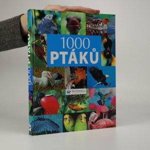 náhled knihy - 1000 ptáků Tisíc ptáků