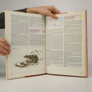 antikvární kniha Červená kniha ohrožených a vzácných druhů rostlin a živočichů ČSSR. Kruhoústí, ryby, obojživelníci, plazi, savci. 2. díl, 1990