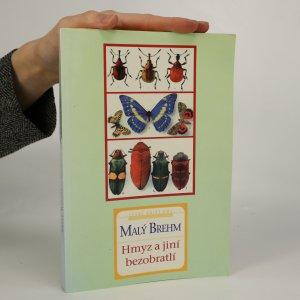 náhled knihy - Malý Brehm. Hmyz a jiní bezobratlí